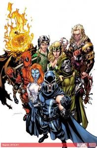 Magneto #11, Cover, Cullen Bunn & David Yardin, Marvel 2014