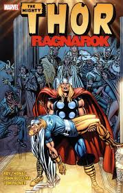 Thor: Ragnarok, One of the Ragnaroks, Marvel Comics