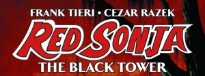 Review: Red Sonja, The Black Tower #2