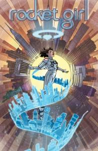 Rocket Girl #6  Brandon Montclare  Amy Reeder  Image Comics