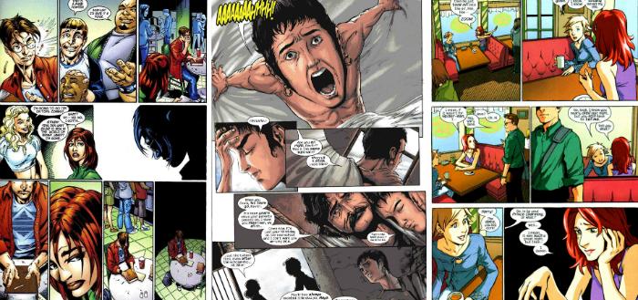Spider Man India, Ultimate Spider-Man, Spider-Man Loves Mary Jane