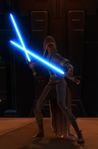 Ready for anything in SWTOR