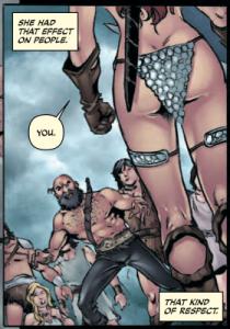 Red Sonja The Black Tower, Diamond Comics, September 2014