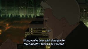 Batou, Ghost in the Shell: Arise, Ghost Tears, Production IG, 2014