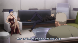 Section 9 discuss The Major, Motoko Kusanagi, Ghost in the Shell: Arise, Ghost Tears, Production IG, 2014