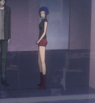The Major, Motoko Kusanagi, Ghost in the Shell: Arise, Ghost Tears, Production IG, 2014