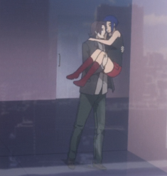 Akira Hose and Motoko Kusanagi, Ghost in the Shell: Arise, Ghost Tears, Production IG, 2014