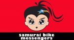 Samurai Bike Messenger logo