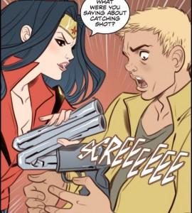Sensation Comics #7 Williams Sauvage Reis DC Comics 2014
