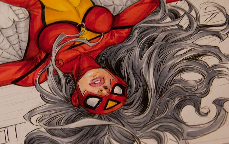 Spider-Woman-Process-WIP