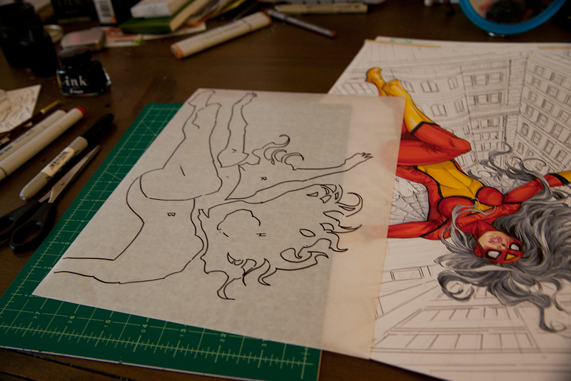 Spider-Woman-Process2