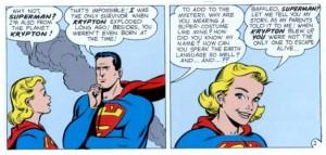 Supergirl Action Comics 252 Sherman Plastino Binder 1959