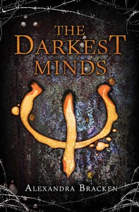 Alexandra Bracken. The Darkest Minds. December 18th 2012. Disney Hyperion.