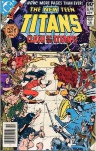 The New Teen Titans #12 Marv Wolfman George Perez DC Comics 1981