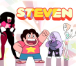Throwing Popcorn - Steven Universe Banner