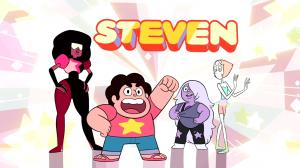 Throwing Popcorn - Steven Universe Banner