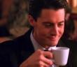 Twin Peaks, Special Agent Dale Cooper, Kyle McLachlan, Banner, Twin Peaks, Mark Frost, David Lynch, CBS, 1990
