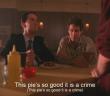 Twin Peaks, Special Agent Dale Cooper, Kyle McLachlan, Harry S Truman, Michael Ontkean, Banner, Twin Peaks, Mark Frost, David Lynch, CBS, 1990