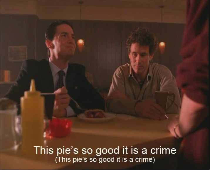 Twin Peaks, Dale Cooper screenshot