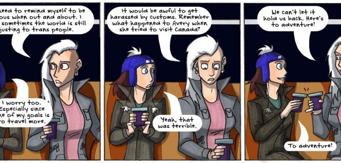 Validation 87, the Webcomic Factory, Christian Beranek, 2014