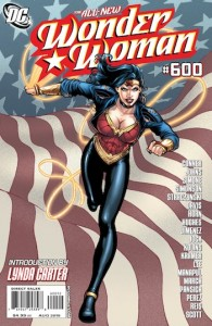 Wonder Woman 601 Straczynski Kramer Lee DC Comics 2010