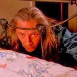 BOB, the grey haired man, Twin Peaks, Mark Frost, David Lynch, CBS, 1990