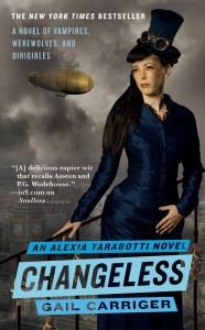 Changeless: An Alexia Tarabotti Novel Gail Carriger Orbit