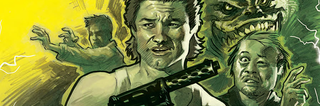 Comic Cover Showdown: Big Trouble In Little China #4 vs Alien Legion: Dead and Buried