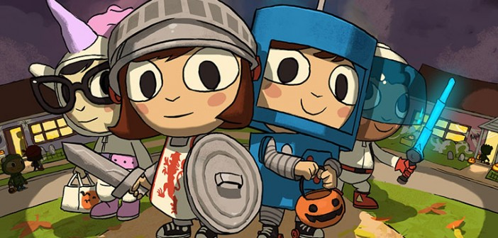 Costume Quest 2, Double Fine, THQ, available through Steam, 2014