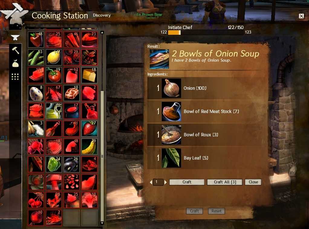 Crafting in Guild Wars 2