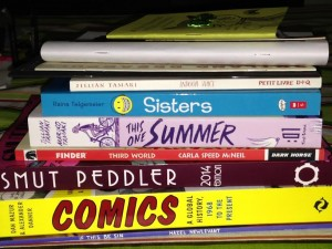 My SPX 2014 experience in one stack.
