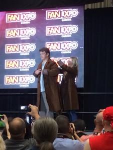 Fan Expo 2014 - Nathan Fillion as Captain Mal