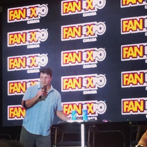 Fan Expo 2014 - Nathan Fillion