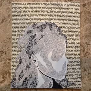 Kriss Streuss Art portrait of Al