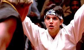 Karate Kid Screenshot