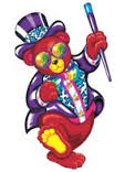 lisa frank hollywood bear