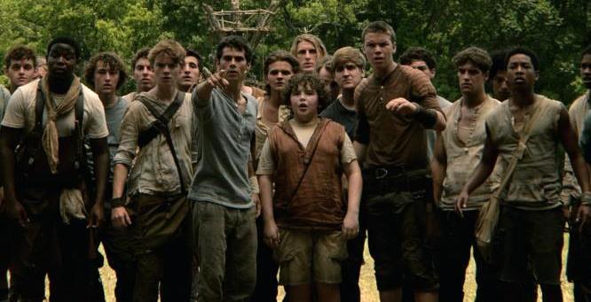 Review: The Maze Runner Film