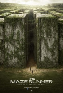 Poster: The Maze Runner, The Maze Runner movie poster, the Maze Runner, 2014, James Dashner, Wes Ball, 20th Century Fox
