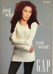Cher Gap Model by Ginnis