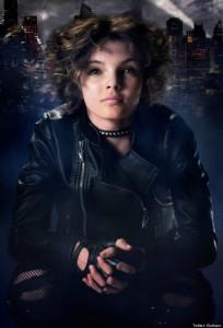 Camren Bicondova, Selina Kyle, a.k.a. Catwoman, Gotham, Fox, 2014