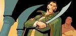 The Origin of Ra's Al Ghul #1. Written by Scott Beatty. Art by Cliff Chiang. September 15 2010. DC Comics. Ra's Al Ghul.