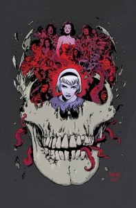 robert hack sabrina cover archie comics
