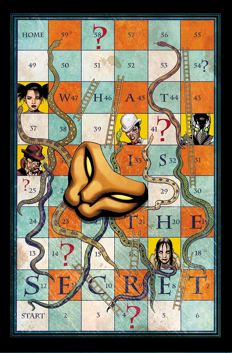 Secret Six #1 cover