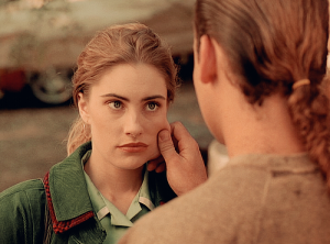 Shelly and Leo Johnson, Twin Peaks, Mark Frost, David Lynch, CBS, 1990
