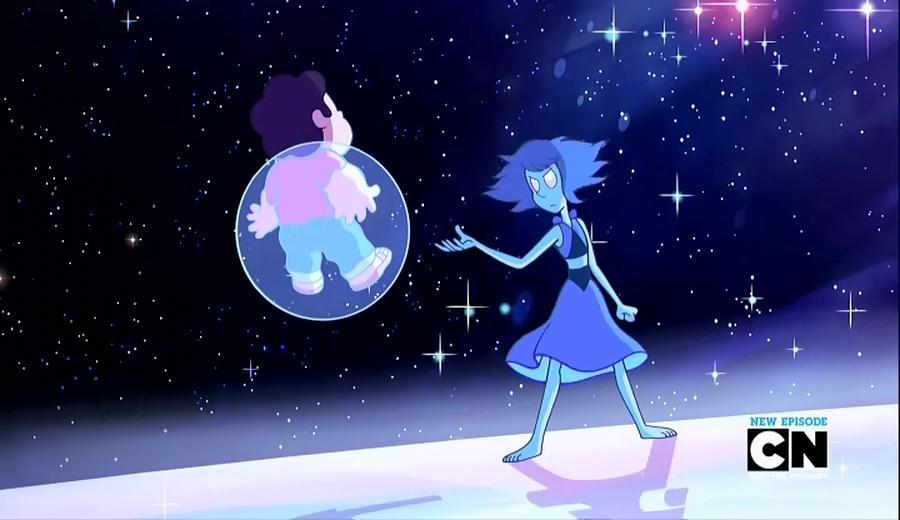 Review Steven Universe Quot Mirror Gem Quot Amp Quot Ocean Gem