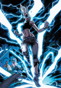 Storm #3, Marvel 2014