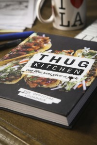Thug Kitchen: Eat Like You Give a F*ck by Thug Kitchen Rodale Books