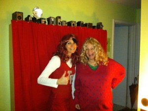 twin peaks, party, photo