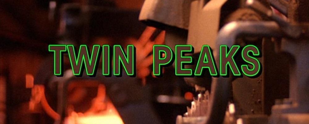 The Twin Peaks Log: S.1 E.1
