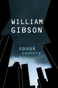 Cover: Spook Country, William Gibson